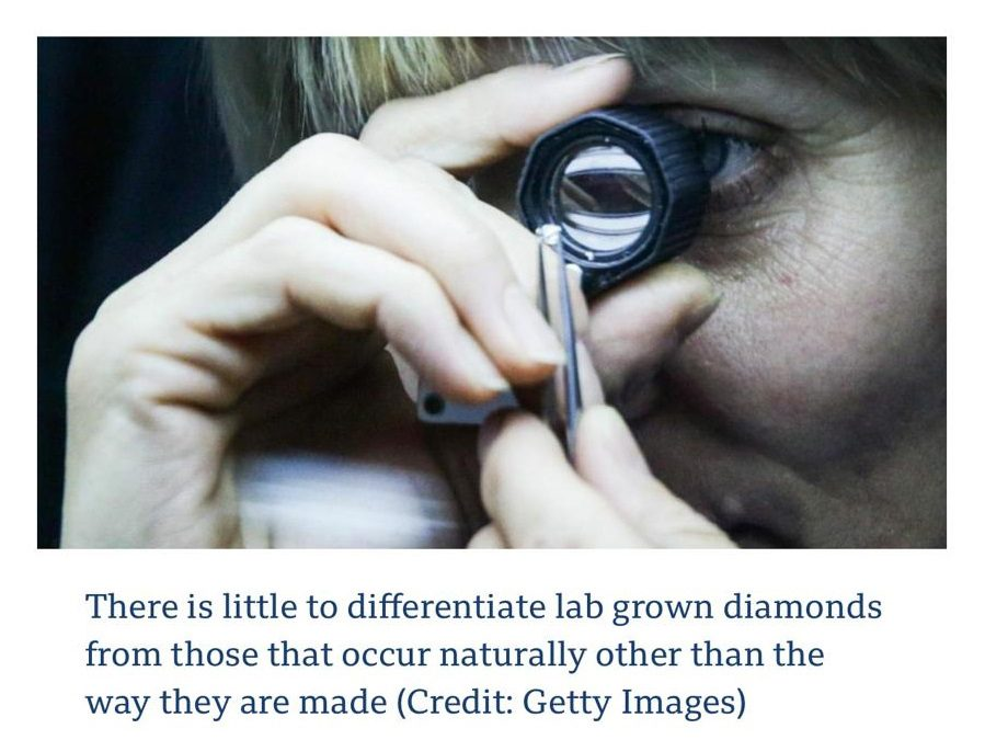 The Sparkling Rise of the Lab Grown Diamond