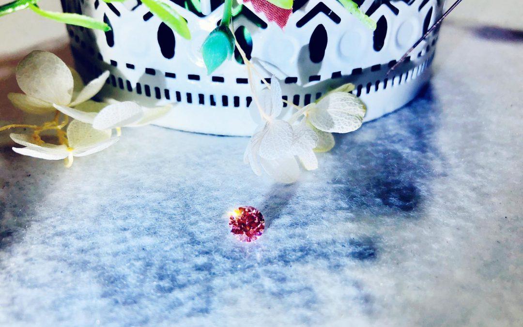 Certified 1 Carat Pink Diamond