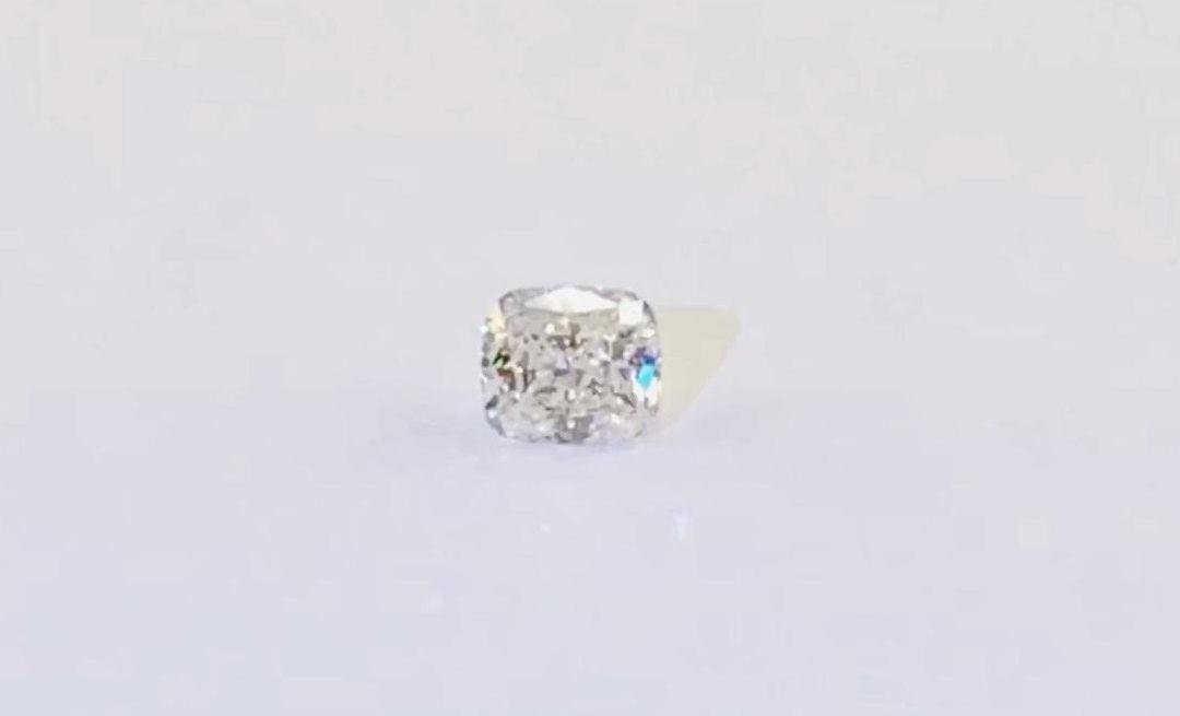 Cushion Brilliant Diamond, certified by GIA/IGI
