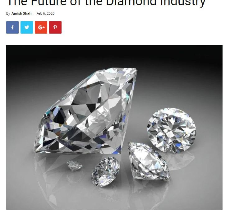 The Future of the Diamond Industry