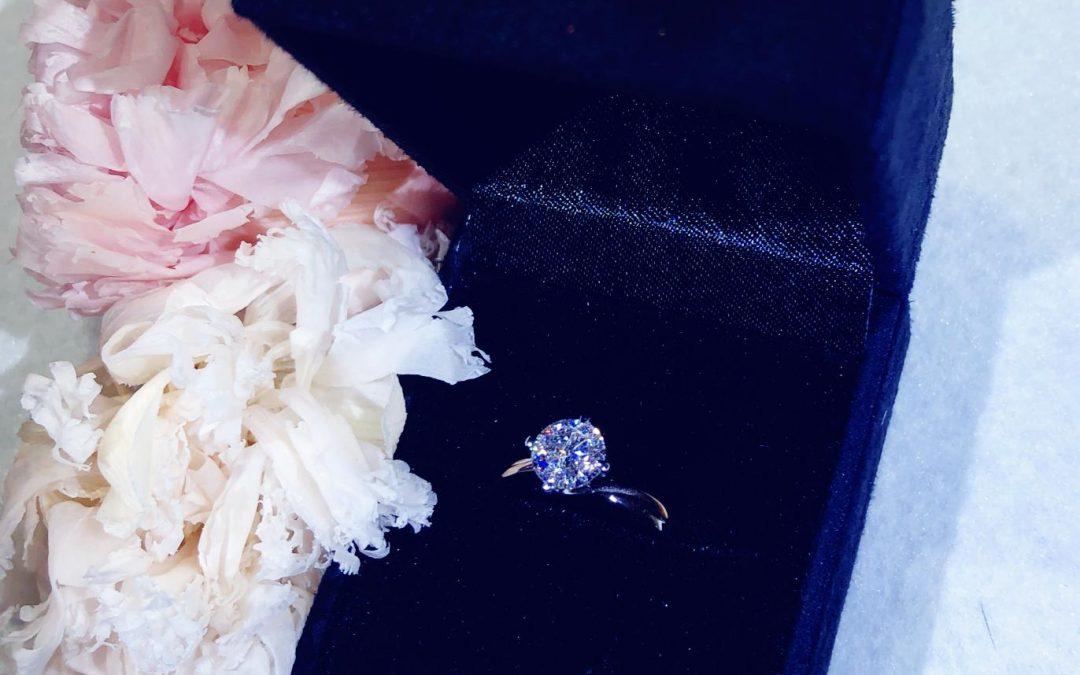 1 Carat Labgrown Diamond Engagement Ring